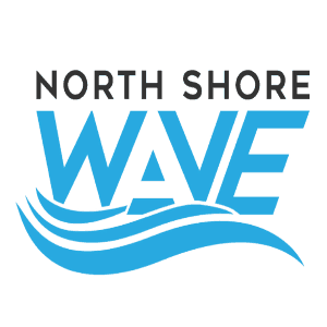 Wave logo - North Shore Wave