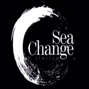 Wave logo - Sea Change