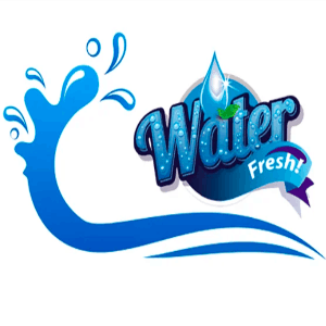 Wave logo - Water Fresh