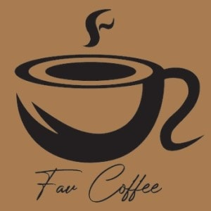 Coffee logo - Fav Coffee