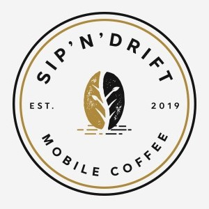 Coffee logo - Sip'n'Drift