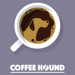 Coffee logo - Coffee Hound