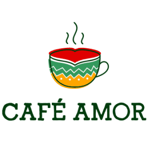 Coffee logo - Cafe Amor