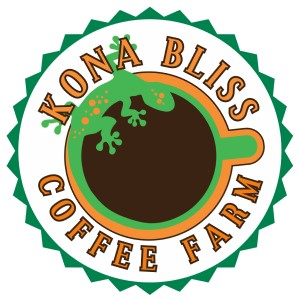 Coffee logo - Kona Bliss