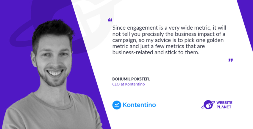 Interview with Kontentino CEO Bohumil Pokštefl