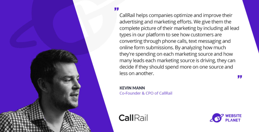 CallRail Identifies Your Marketing Channels with the Greatest ROI