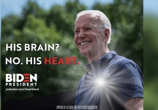 Joe Biden fake ad