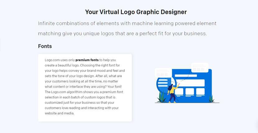 Logo.com - Virtual Logo Designer Info
