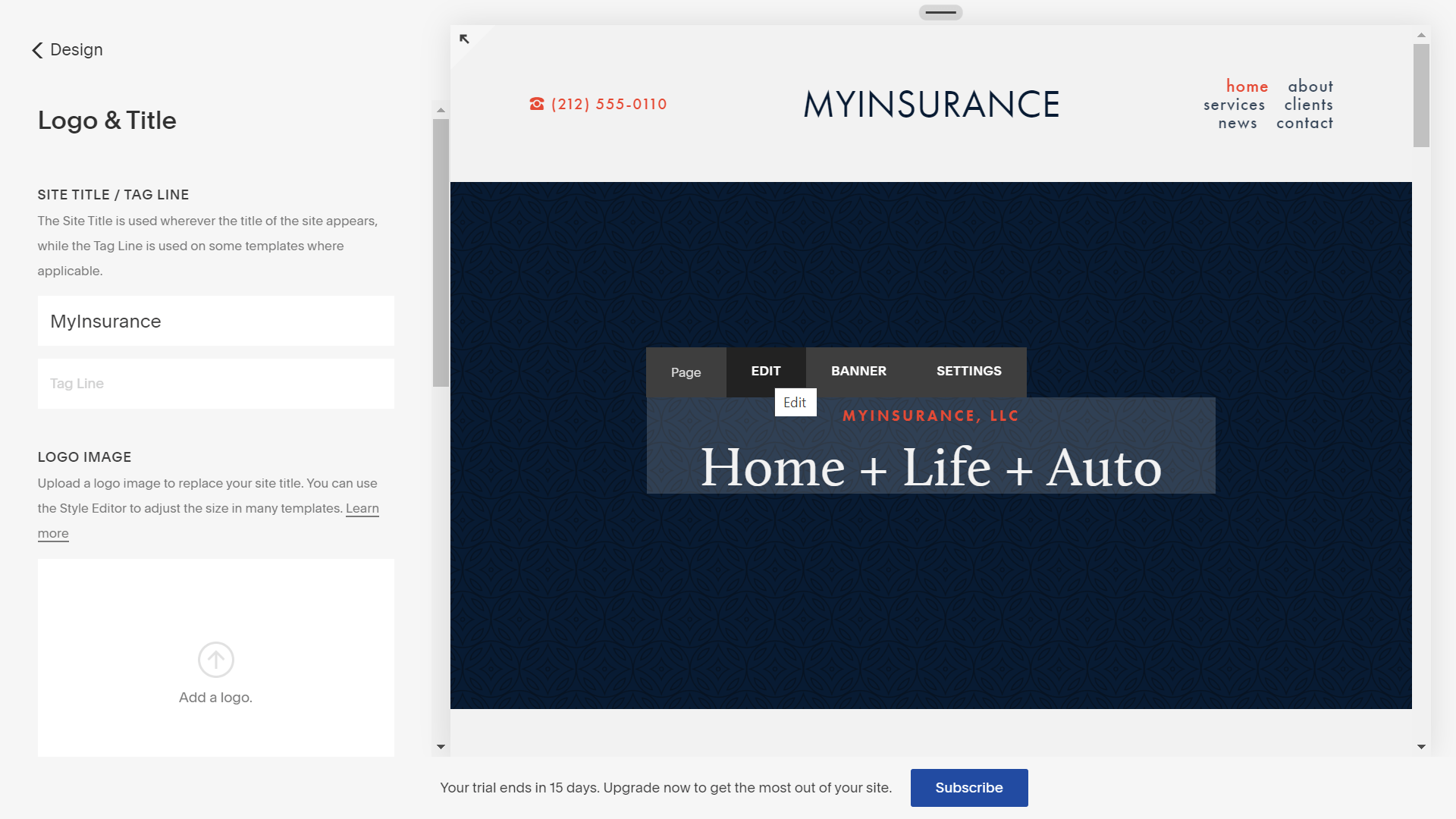 5 Best Website Builders for Insurance Agencies-image4