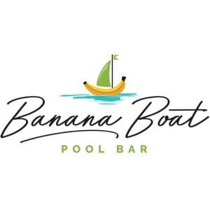 Boat logo - Banana Boat pool bar