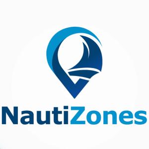 Boat logo - NautiZones