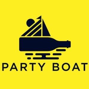 Boat logo - Party boat