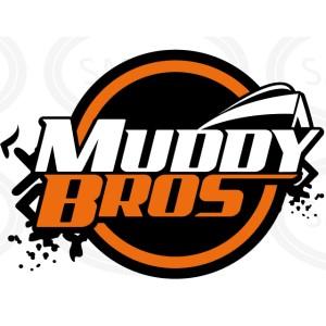Boat logo - Muddy Bros