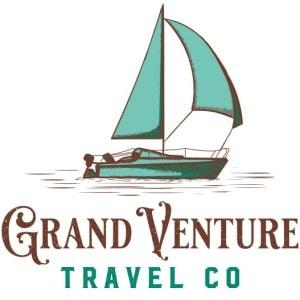 Boat logo - Grand Venture Travel co