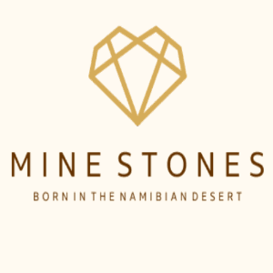Diamond logo - Minestones