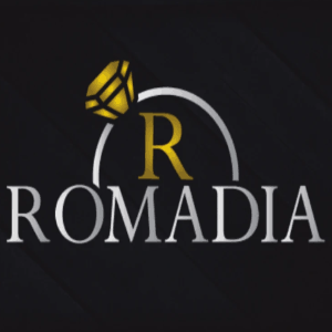 Diamond logo - Romadia