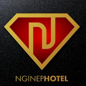 Diamond logo - NginepHotel