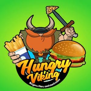 Emblem logo - Hungry Viking