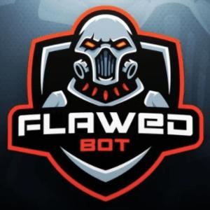 Emblem logo - Flawed Bot