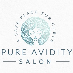 Hair logo - Pure Avidity Salon