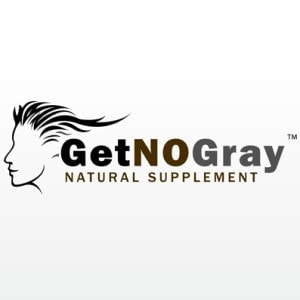Hair logo - Get No Gray
