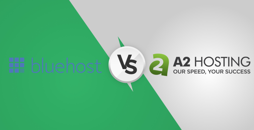 A2 Hosting vs Bluehost 2020: One Is Better for WordPress, but Not Who You Had In Mind