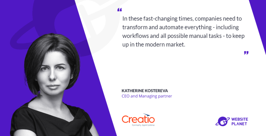 Low Code Reshapes The Future Of Business, Creatio Ceo Explains
