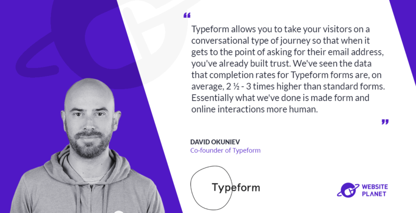 """Typeform's """"Conversational Data Collection"""" Increases Results"""