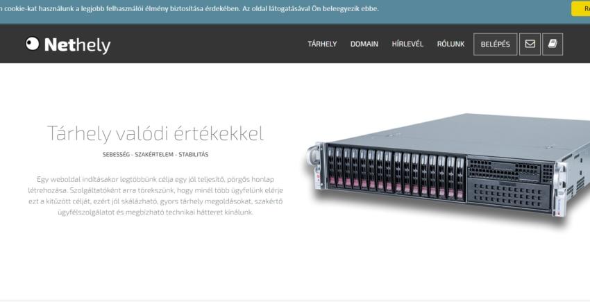 nethely-homepage