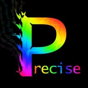 Art logo - Precise