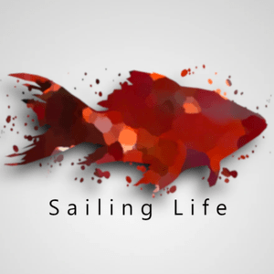 Art logo - Sailing Life