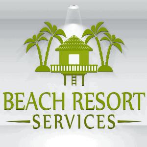 Beach logo - Beach Resort Services