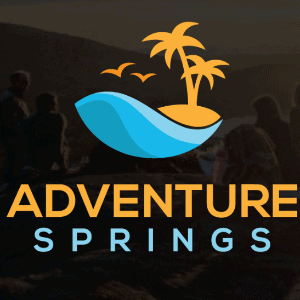 Beach logo - Adventure Springs