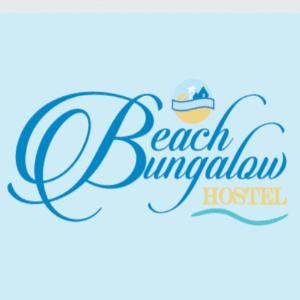 Beach logo - Beach Bungalow Hostel