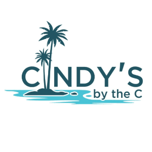 Beach logo - Cindy's by the C