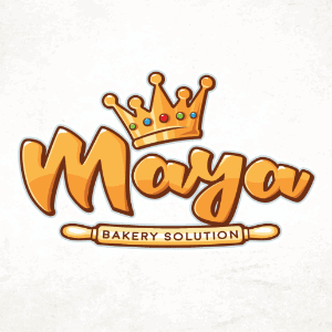 Crown logo - Maya Bakery Solution