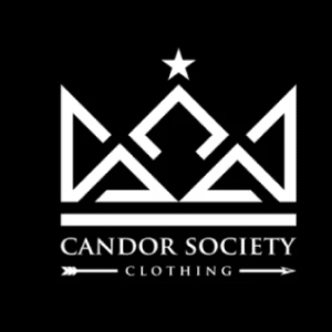 Crown logo - Candor Society Clothing