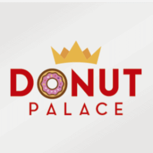 Crown logo - Donut Palace