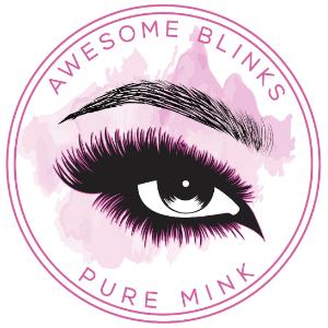 Eye logo - Awesome Blinks Pure Mink