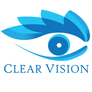 Eye logo - Clear Vision