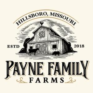 Family logo - Payne Family Farms