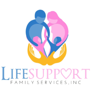 Family logo - Life Support Family Services Inc