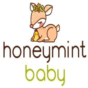 Fashion logo - Honeymint baby