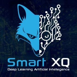 Futuristic logo - SmartXQ
