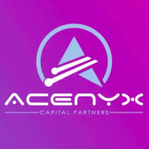 Futuristic logo - Acenyx