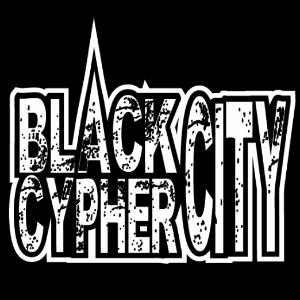Hip Hop logo - Black Cypher City