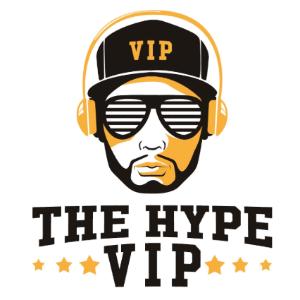 Hip Hop logo - The Hype VIP