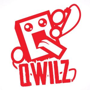 Hip Hop logo - Qwilz