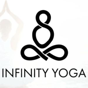 Infinity symbol logo - Infinity Yoga