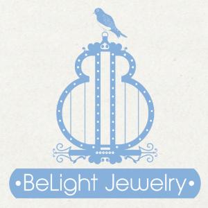 Jewelry logo - BeLight Jewelry
